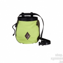 Chalk Bag with belt - Lime